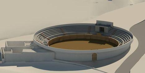 Laujar de Andarax recuperará su Plaza de Toros como anfiteatro gracias las inversiones de Diputación