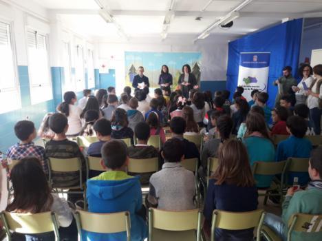 Diputación cierra en Balanegra su ciclo de teatro infantil