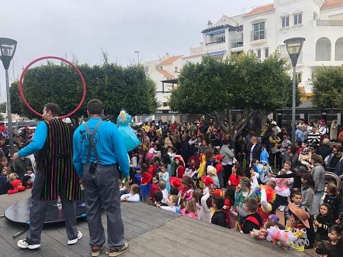 Carnaval en Almerimar