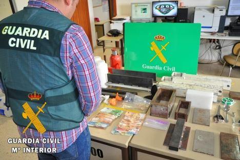 Desmantelan un laboratorio de droga que producía en Murcia y distribuía en los Vélez