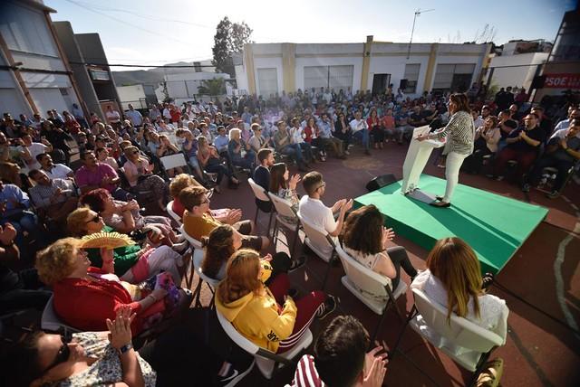 """Susana Díaz denuncia que """"Andalucía no tiene un gobierno libre ni un presidente autónomo"""""""