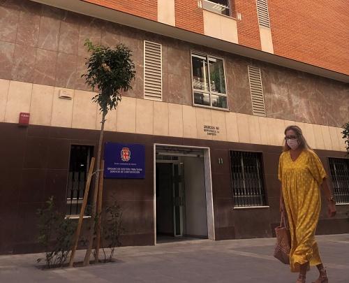 El Ayuntamiento completa la adaptación del edificio en la Plaza Virgen del Mar para uso administrativo