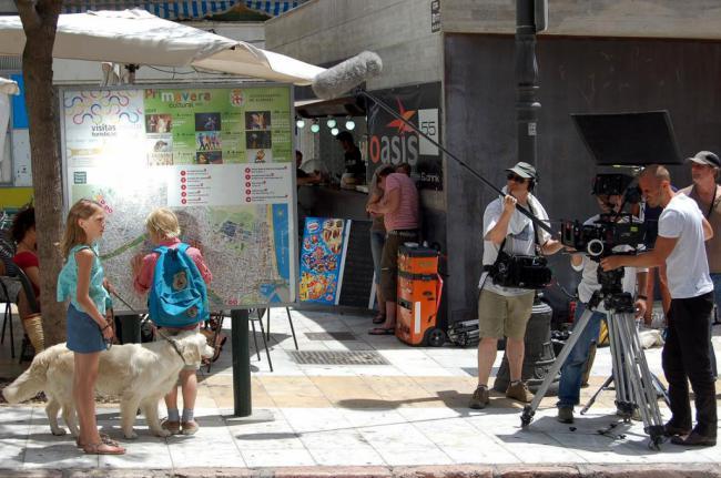 Casting online para dos series internacionales que se rodarán en Almería