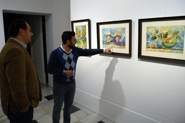 El Museo 'Doña Pakyta' renueva su sección temporal con Luis Cañadas