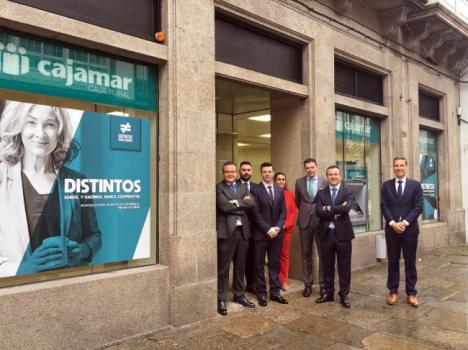 Grupo Cajamar eleva su resultado un 4,1 % hasta los 47 millones