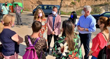 Educación destina 3,7 millones a un nuevo instituto en Huércal