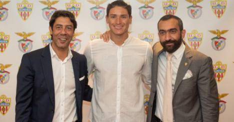 El Almería y el Benfica firman el traspaso definitivo de Darwin Núñez