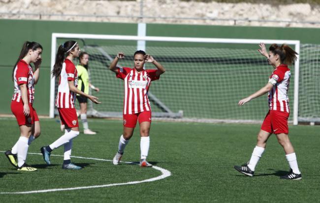 12-0: El Almería Femenino consigue una nueva victoria en la Segunda División Andaluza