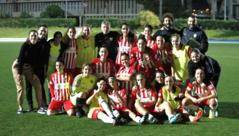 El Almería Femenino inicia la segunda vuelta de la Liga como líder invicto