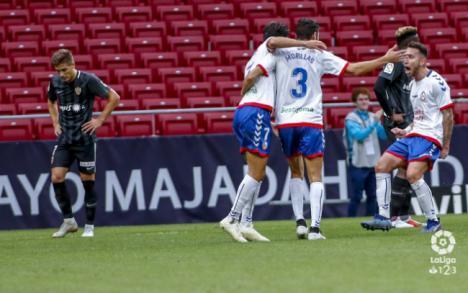 2-0: El Almería pierde en Majadahonda y decepciona