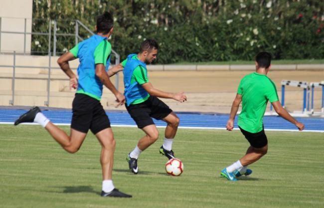 El Almería se vuelve a centrar en la Liga ante la visita del Real Zaragoza