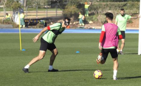 El Almería comienza a preparar el partido contra el Lugo