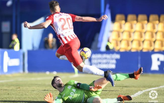 0-0: El Almería suma un punto de oro