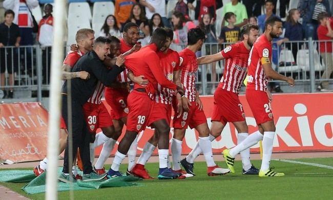 2-0: El Almería se impone al Granada CF