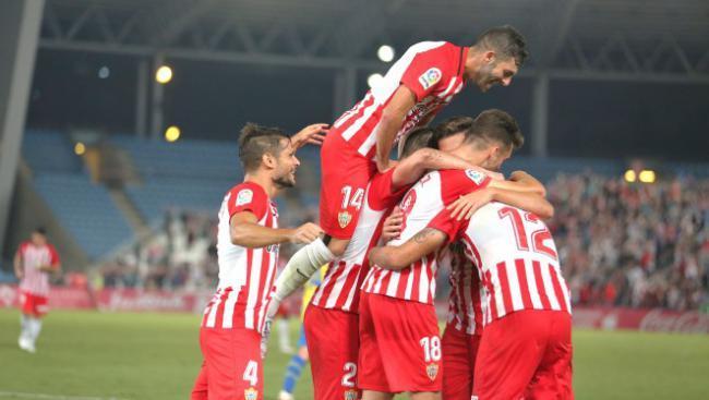 3-0: Contundente victoria de los rojiblancos ante Las Palmas