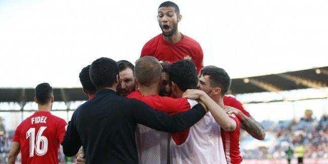 El Almería sube en la tabla pero se mantiene en puestos de descenso