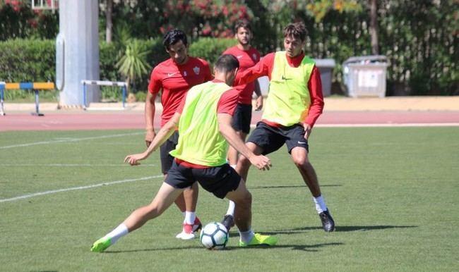 Soleri se incorpora a los entrenamientos; Verza, Caballero y Lass, al margen
