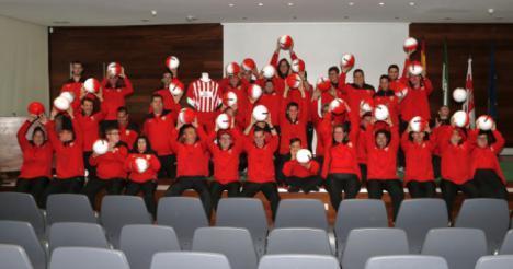 Preparados para la Liga Genuine Santander