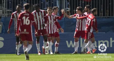 2-2: El Almería empata en el descuento (2-2)
