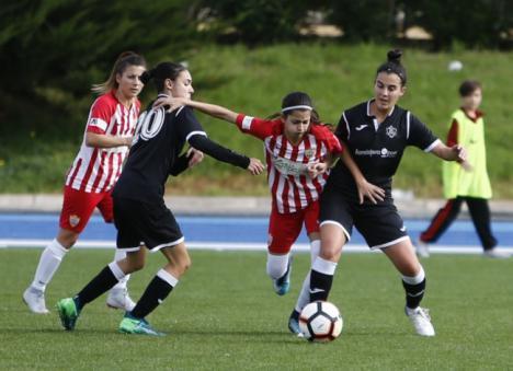 1-0: El Almería femenino sigue contando sus actuaciones por victorias