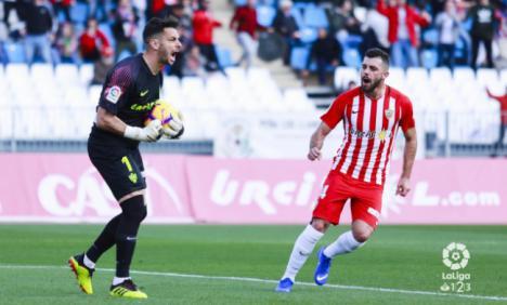 0-0: El Almería no puede con el Cádiz