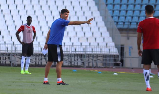 La UD Almería viaja a Madrid el mismo día del partido con el Rayo