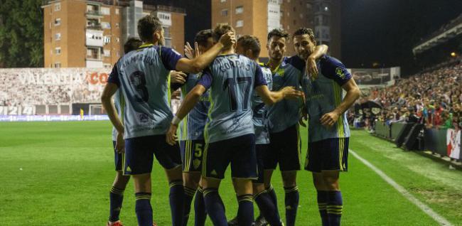 UD Almería es líder en solitario e invicto tras siete jornadas de campeonato