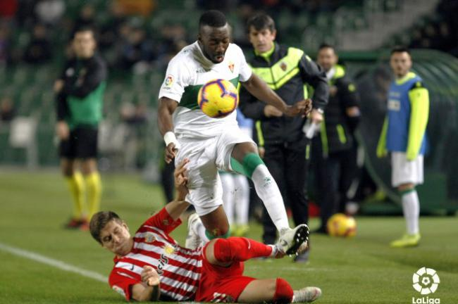 2-2:Buen partido del Almería ante el Elche