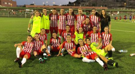 1-7: El Almería femenino se impone al Estudiantes en partido de pretemporada