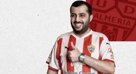 Turki Alalshikh dona 200.000 euros a Almería para adquirir la vacuna contra el Covid