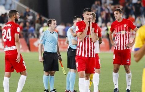 0-0: El Almería no pasa del empate y cae en descenso a falta de una jornada