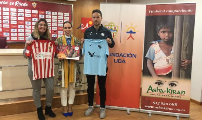 El Almería-CD El Ejido de fútbol femenino tendrá carácter benéfico