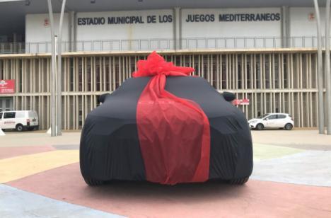 """Este sábado, partidazo en el Mediterráneo y la """"guinda"""" del sorteo de un Audi A1"""