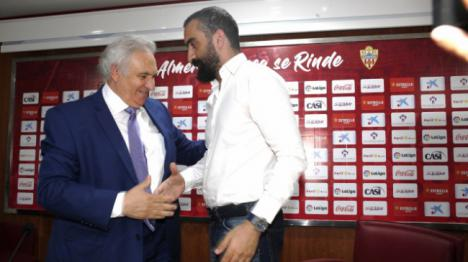 Alfonso García dice que Turki 'llega con un gran proyecto'