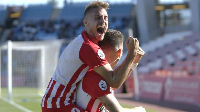 2-0: El Almería B se reencuentra con el triunfo frente al CD El Ejido