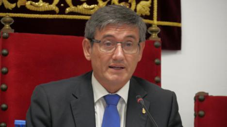 """Manuel Cortés: """"Hemos reactivado la inversión y fortalecido los servicios en Adra"""""""