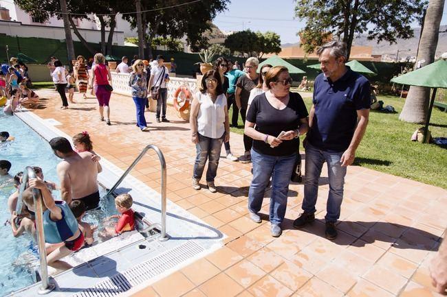 El Parque 'El Principito' abre sus puertas a los almerienses en el 'Día de la Familia'