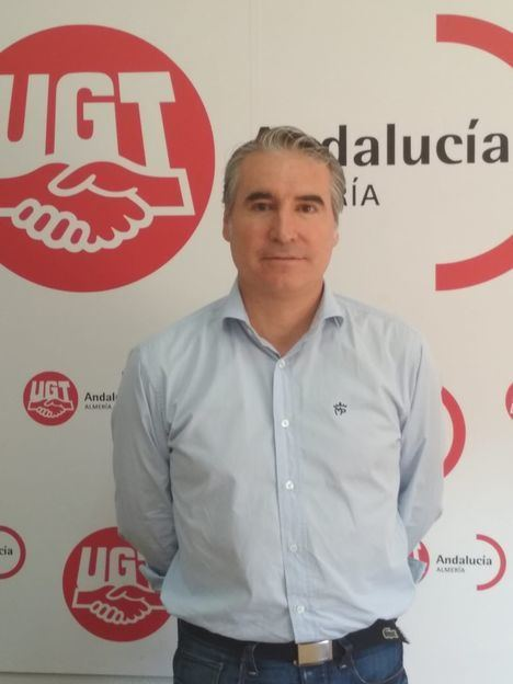 """Antonio Diego UGT """"A pesar del descenso del paro en el territorio nacional, Almería es la provincia Andaluza en la que más sube: 62.724 personas se encuentran desempleadas"""""""