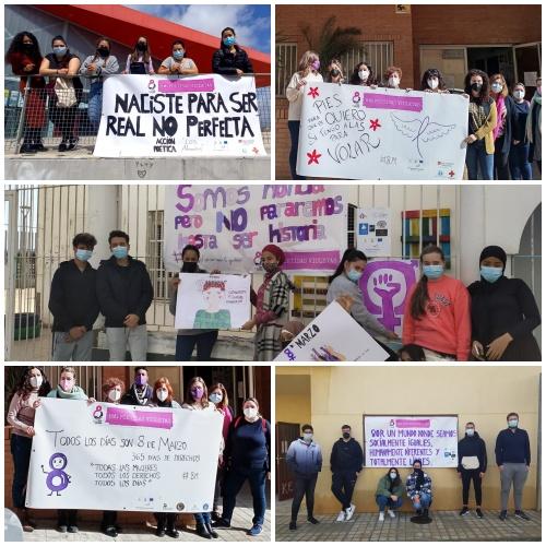 ERACIS del Ayuntamiento de Almería lleva actividades por la igualdad a los barrios