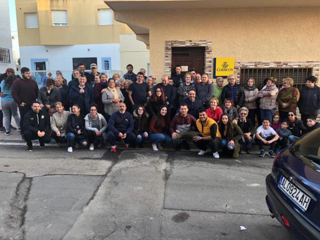 El Ayuntamiento apoya el mantenimiento de la oficina de Correos de Cabo de Gata