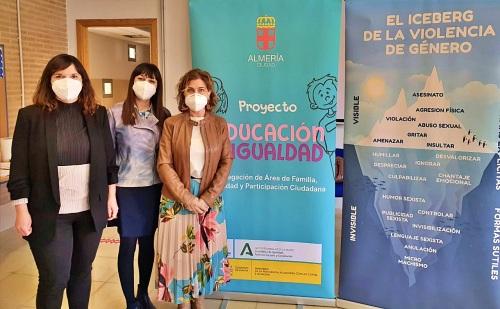 El Ayuntamiento educa en igualdad a más de 1.600 estudiantes de Secundaria y FP