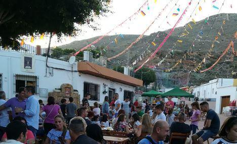 La Villa De Vícar Celebra Sus Fiestas Del Cristo De La Salud