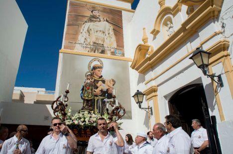 Carboneras quiere nombrar a San Antonio de Padua alcalde perpetuo