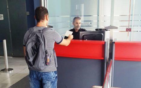 Detenido en el Puerto un traficante de drogas condenado en Bélgica