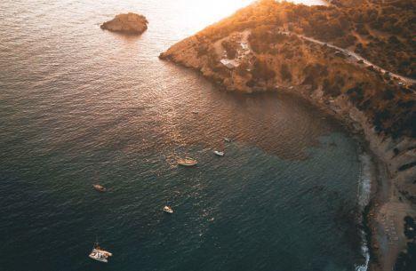 La presión humana del turismo en Ibiza y Formentera
