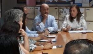 La Junta le dice que los estudiantes de Roquetas usen el transporte público si no llega el escolar