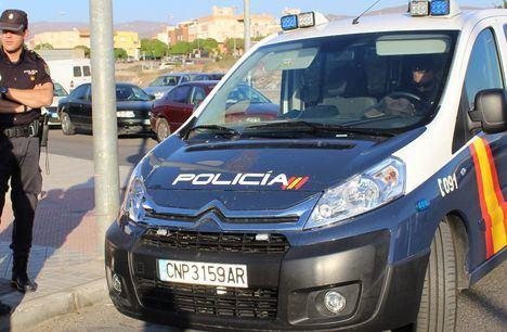 Detenido en Almería un rumano condenado a 29 años de prisión
