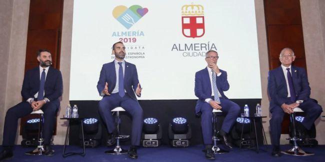 Almería es ya la virtual Capital Española de la Gastronomía 2019