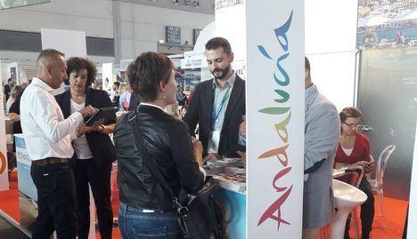 Almería se muestra en el escaparate de la feria profesional TTG para atraer al turista italiano