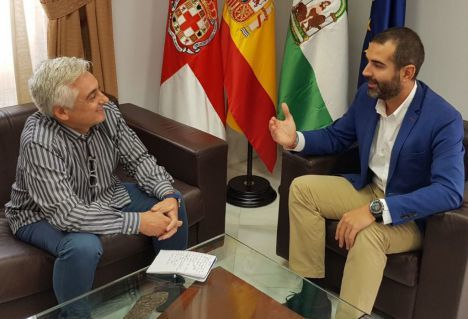 Fernández Pacheco: 'La Junta no se puede poner medallas cuando hace las cosas en Almería con tanto retraso'